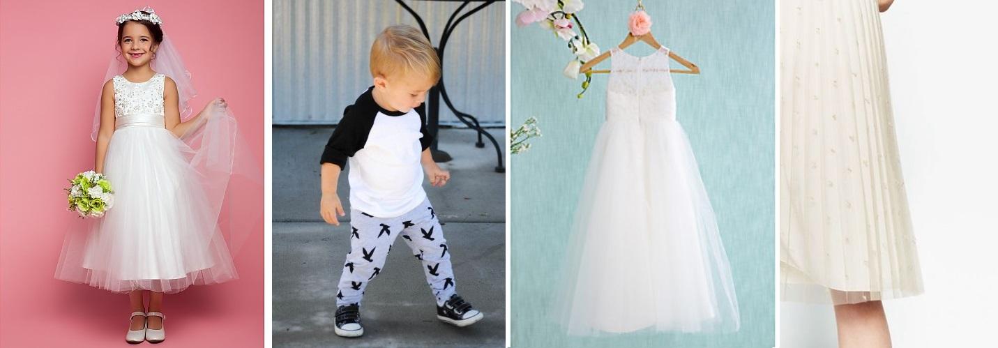 abbigliamento floccato bambino